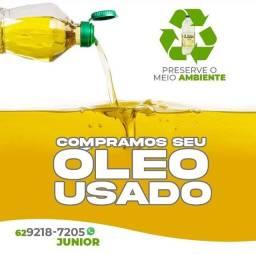 Título do anúncio: Compramos óleo de fritura usado todos os tipos de óleo