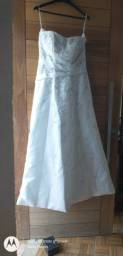 Vestidos de debutante e de Noiva