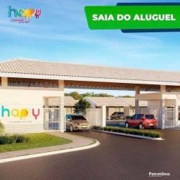 DRF/ Chegou em Manaus Happy Residencial ? Casas de 2 e 3 Quartos