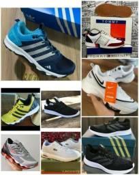 Promoção Tênis Adidas kanadia e outros modelos ( 130 com entrega)