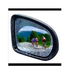 Título do anúncio: Par de película espelhada impermeável para espelho retrovisor para automóvel