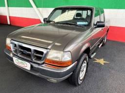 Ford Ranger XLT cd 2.5 Diesel Turbo 4x2, Cabine Dupla, Completa, Linda Camioneta!