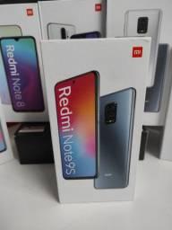 Folia! REDMI Note 9s da Xiaomi.. Novo LACRADO Garantia entrega