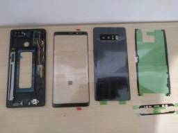 Samsung Galaxy note 8 e peças