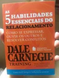 As cinco habilidades essenciais do relacionamento - versão de bolso - Dale Carnegie