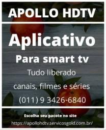 Título do anúncio: Aplicativos para todas as smart tvs