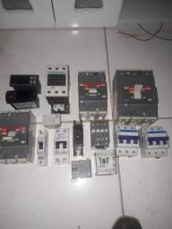 Vendo materiais elétricos