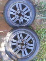 4 rodas aro13