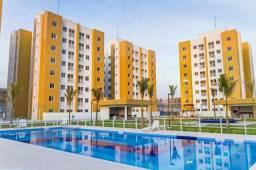Appartamento Luxuoso 61m² Condomínio Piscina Portão