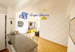 Apartamento no Porto das Dunas 2 quartos, vista mar e mobiliado