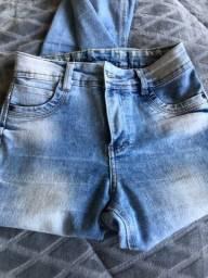 Calca Jeans feminina ópera rock 36