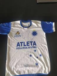 Camisa Cruzeiro Autografada