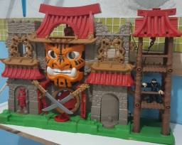 Castelo Ninja Samurai Imaginext