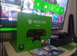 Video Game  XBOX ONE com 1 TERA IMPECÁVEL !