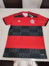 Camisa do flamengo nova