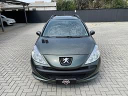 Título do anúncio: Peugeot 207 SW XR 1.4 Flex 2009 Completo Impecavel