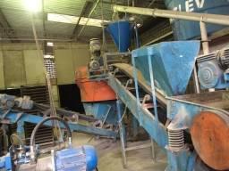 Maquinários para fabricação de telhas