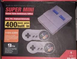 Super Mini Nintendo 400 Jogos novo