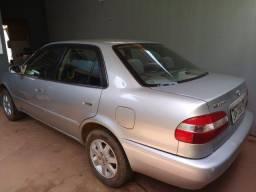 Título do anúncio: Corolla 1.8 XEI 2002 Aut. Muito conservado