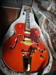 Guitarra Gretsch Electromatic G5420TG 50's Orange Stain Ltd
