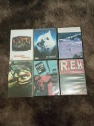 Título do anúncio: DVD's rock