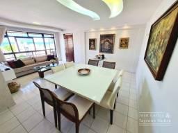 Apartamento com 04 quartos, 160m², Vista mar, localização privilegiada em Tambaú.