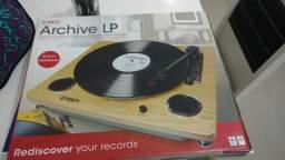 Vendo toca discos novo!