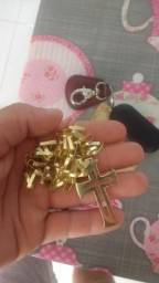 Cordão de ouro 18 k. vendo troco. cr 250, carro para roça