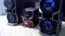 Mini system sony mhc gpx7 1100 rms
