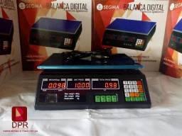 Balança Eletrônica Digital 40 Kg / 2g