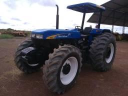 Trator NH 7630 2010
