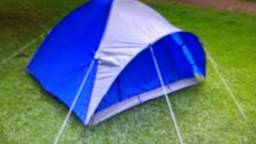 Barraca para camping para 4 pessoas