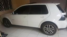 Vw - Volkswagen Golf 1.6 limited edition 2011 teto solar e banco de couro - 2011