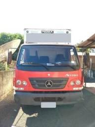 Mercedes-benz Accelo 815 Ano 2012 - 2012