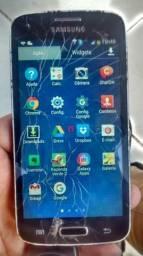 Galaxy S3 tela trincada mais nao atrapalha em nada 993001503
