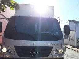 Caminhão acelo 1016 Mercedes Benz 4.40 - 2017