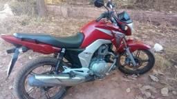 Vendo moto titan 150 - 2014