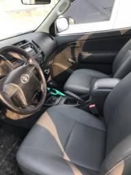 Hilux cabine simples - 2015