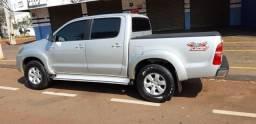 Toyota hilux srv 3.0 4x4 diesel automatica - 2013