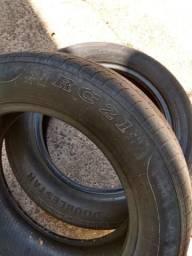 Vendo 2 pneus aro 15