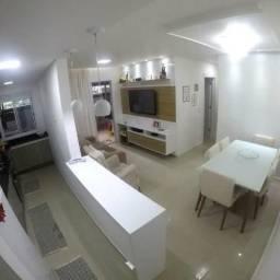 Belíssimo apartamento 3 Quartos c/suite + quintal em Morada de laranjeiras