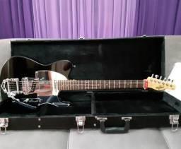 Guitarra tagima t855 captação fender n3 , e ponte bigsby