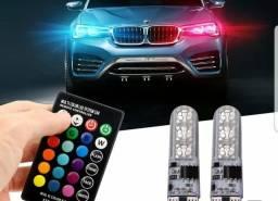 Leds controle remoto,diversas cores