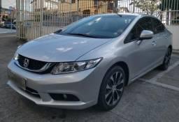 Civic 2.0 LXR automático - 2016