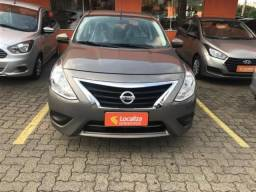 NISSAN VERSA 2018/2019 1.6 16V FLEXSTART S 4P MANUAL