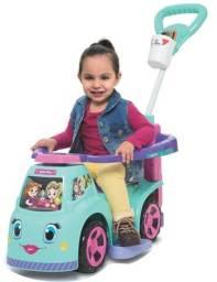 Carrinho Infantil Big Truck Feminino