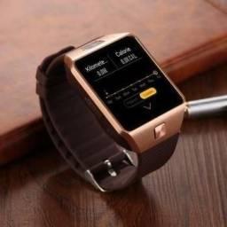 Relógio QW09 Smartwatch Android e WIFI E 3G 4GB NOVO