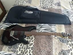 Guitarra Sterling Musicman JP50 com bag Jr Varejão