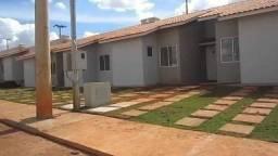 Casas 2 e 3 Qts em condominio com financiamento faci-litado