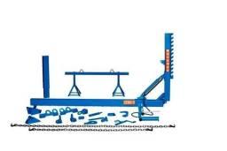 Alinhador de Monobloco Giratório Bovenau AM20000ST com 27 peças sem guincho